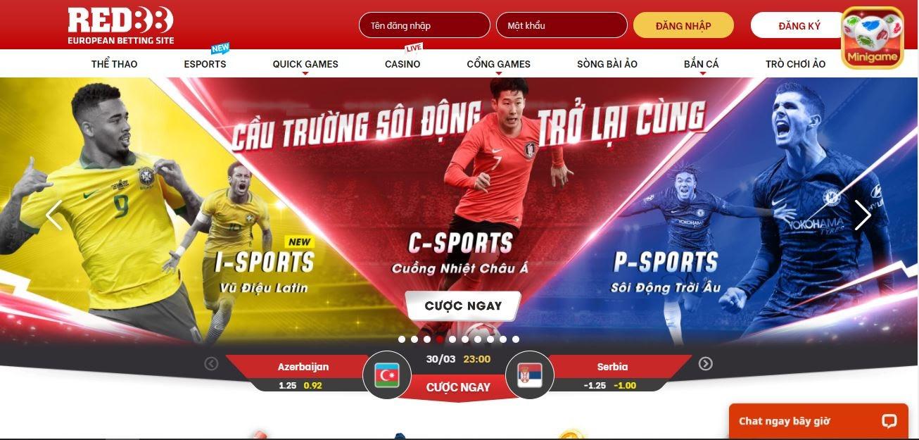 Hé lộ những lợi ích to lớn mà cược thể thao Red88 đem lại cho người chơi